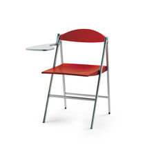 contemporary folding chair DONALD by Studio Cerri &amp; Associati   POLTRONA FRAU
