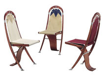 contemporary folding chair BAB/D DECK LINE