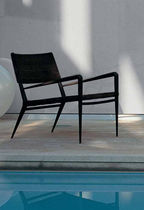 contemporary garden armchair TALIA Henry Hall Designs