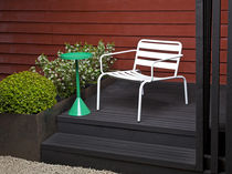 contemporary garden armchair MR GARDNER by Jonas Wagell BERGA FORM