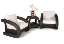contemporary garden armchair TF 0604 Nature Corners Co.,Ltd.