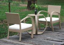 contemporary garden armchair TF 0759 Nature Corners Co.,Ltd.