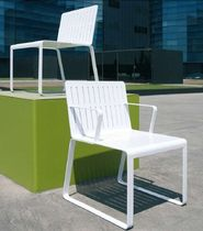 contemporary garden armchair IZ COLLECTION SAMOA