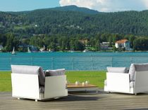 contemporary garden armchair PURE VITEO OUTDOORS