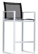 contemporary garden bar chair PIANO Harbour Outdoor