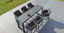 contemporary garden bar chair COLLINS by Eric Kuster BOREK parasols | outdoorfurniture