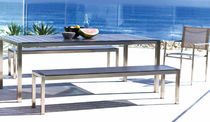 contemporary garden bench SOHO Harbour Outdoor