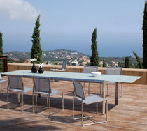 contemporary garden chair with armrests MONTECARLO TRICONFORT