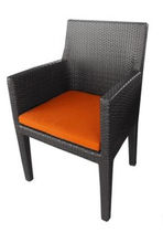 contemporary garden chair with armrests TF 0031 Nature Corners Co.,Ltd.