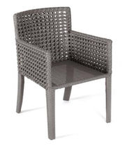 contemporary garden chair with armrests TF 0961 Nature Corners Co.,Ltd.