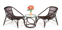 contemporary garden chair with armrests TF 0952 Nature Corners Co.,Ltd.