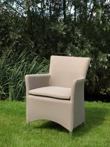 contemporary garden chair (100% recyclable) ZARA BSM