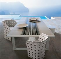 contemporary garden chair CANASTA by Patricia Urquiola B&B Italia