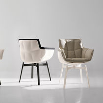 contemporary garden chair HUSK by Patricia Urquiola B&B Italia