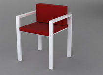 contemporary garden chair LIX CHAIR  Swanky Design - Premium Contemporary Furniture