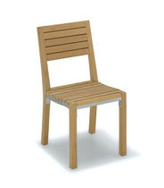 contemporary garden chair (teak) TOLDA TEAK PARK LINE