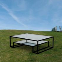 contemporary garden coffee table MK2  Duffy London