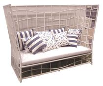 contemporary garden daybed TF 1079 Nature Corners Co.,Ltd.