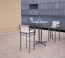 contemporary garden high bar table RIVAGE TRICONFORT