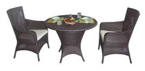 contemporary garden round table TF 1110 Nature Corners Co.,Ltd.