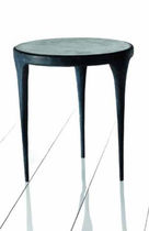 contemporary garden side table FLOW Henry Hall Designs