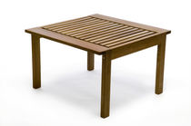 contemporary garden side table ACCESS by J.Foersom/P.H.L BERGA FORM