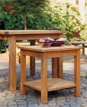 contemporary garden side table COLCHESTER Garpa