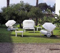 contemporary garden sofa RIVIERA TRICONFORT