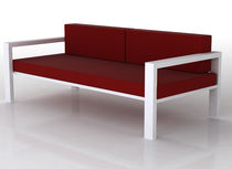 contemporary garden sofa LIX SOFA Swanky Design - Premium Contemporary Furniture