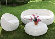 contemporary garden sofa TF 0738 Nature Corners Co.,Ltd.