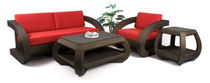 contemporary garden sofa TF 0604 Nature Corners Co.,Ltd.