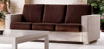 contemporary garden sofa ELITE Rattan Wood
