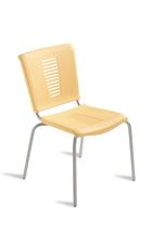 contemporary garden stacking chair 222 STAR srl