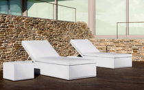 contemporary garden sun lounger MOOD by Andrès Bluth bivaq