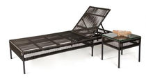 contemporary garden sun lounger TF 0974 Nature Corners Co.,Ltd.