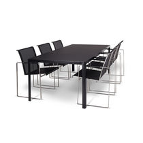 contemporary garden table NIMIO 200 FueraDentro