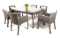 contemporary garden table TF 0961 Nature Corners Co.,Ltd.