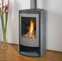 contemporary gas stove (steel) ECO 450 Barbas