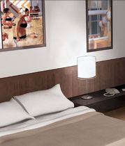 contemporary glass bedside lamp MONNA LISA (T) BY PAOLO BISTACCHI TRE CI LUCE