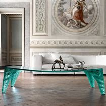 contemporary glass coffee table ATLAS by Danny Lane FIAM ITALIA