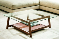 contemporary glass coffee table BOLZANO BERTO SALOTTI