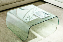 contemporary glass coffee table TAVOLINO BELLAGIO BERTO SALOTTI