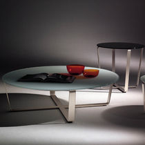 contemporary glass coffee table SUSHI by Umberto Asnago ORSENIGO