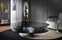 contemporary glass coffee table GIRABOX by Giovanna Azzarello ORSENIGO