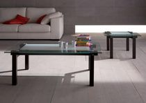 contemporary glass coffee table CAPRI 2_3 Sicea