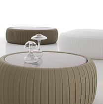 contemporary glass coffee table PLISS by Studio Tonin Creatives  Tonin Casa