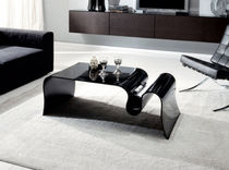 contemporary glass coffee table BOA unico italia