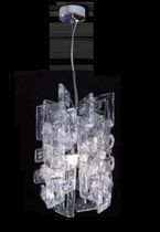 contemporary glass pendant lamp CEE LIGHT 1 CL UNITED LIGHTS