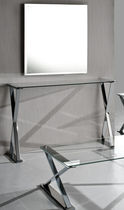contemporary glass sideboard table ICS  ORSENIGO