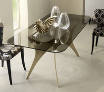contemporary glass coffee table  ELE RICO' HOME SRL